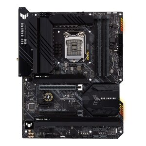 ASUS MOTHERBOARD TUF GAMING Z590-PLUS WIFI, 1200, DDR4, ATX