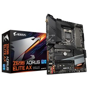 GIGABYTE MOTHERBOARD Z590 AORUS ELITE AX, 1200, DDR4, ATX