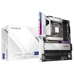 GIGABYTE MOTHERBOARD Z590 VISION G, 1200, DDR4, ATX