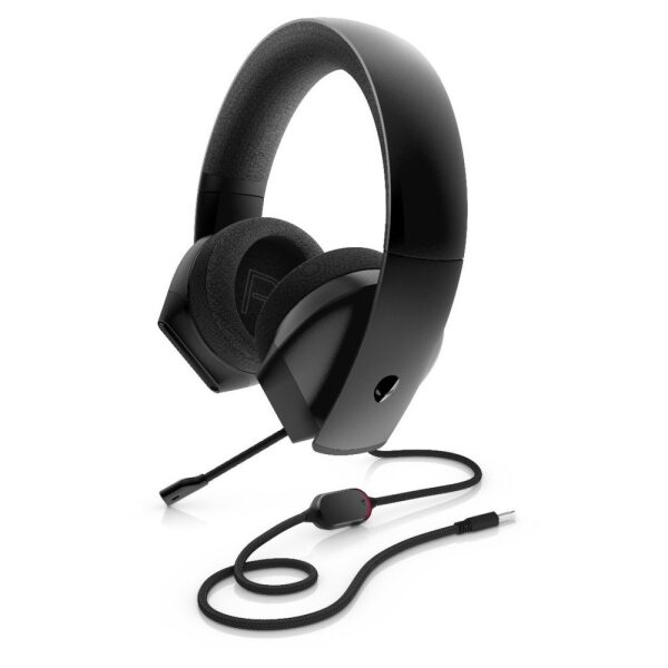 DELL Alienware Stereo Headset Gaming - AW310H - Dark Side of the Moon