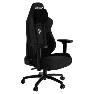 ANDA SEAT Gaming Chair T-COMPACT Black FABRIC