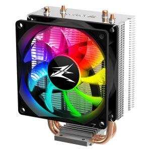 ZALMAN ψύκτρα για CPU CNPS4X-RGB, 2000rpm, 28dBA, 44CFM, 95W