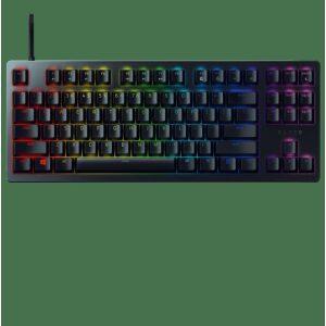 Razer HUNTSMAN TOURNAMENT LINEAR - Red Switches Tenkeyless Optical Mechanical Gaming Keyboard US