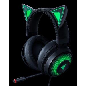 Razer KRAKEN KITTY BLACK - Chroma USB Gaming Headset