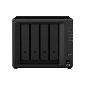 NAS/SMB DC_CEL2.3GHz 2GB(UP TO 6GB), 4BAY, 2U3, 2GL