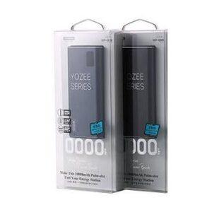 Power Bank WK 10000mAh YOZEE Black WP-099