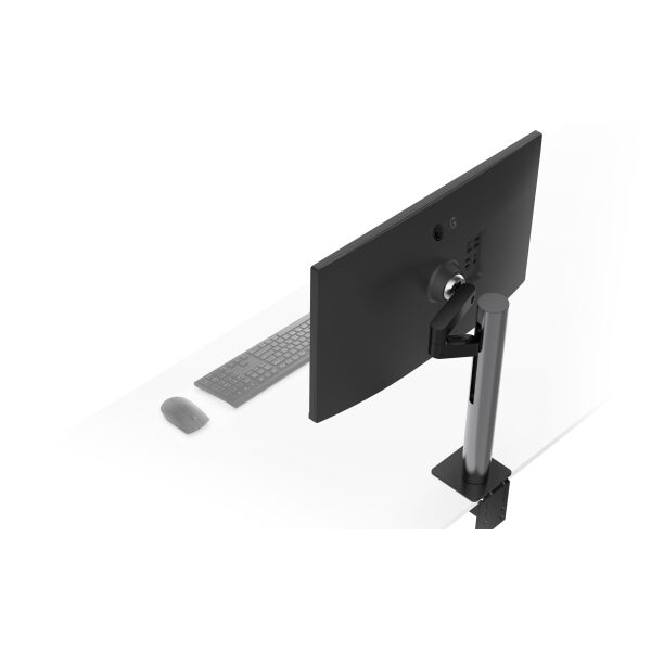 LG MONITOR 27QN880-B ERGO, QHD, LCD TFT IPS LED, 27, 16:9, 350 CD/M2, 1000:1, 5MS, 2560x1440, 2x HDMI/DISPLAY PORT/USB-C/HP OUT
