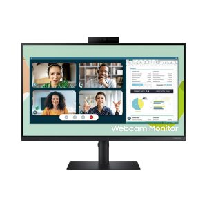 SAMSUNG MONITOR LS24A400VEUXEN, LCD TFT IPS LED, 24, 16:9, 250 CD/M2, 1000:1, 5MS, 1920x1080, 15PIN DSUB/HDMI v1.4/DP v1.2/HP O