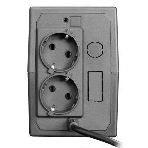 POWERTECH UPS Line Interactive PT-1150LI, 1150VA, 690W