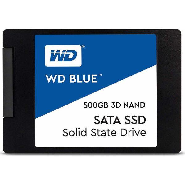 SSD BLUE 2.5 3D NAND SATA3 500GB 560/530