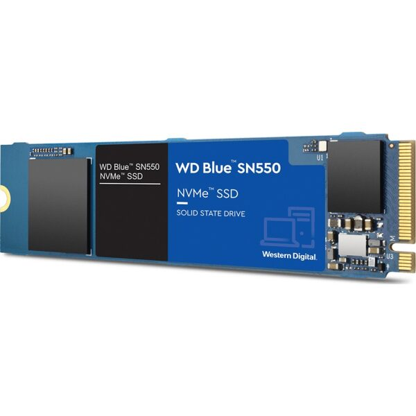 SSD BLUE M2 2280 2TB PCIE GEN3 2600/1800