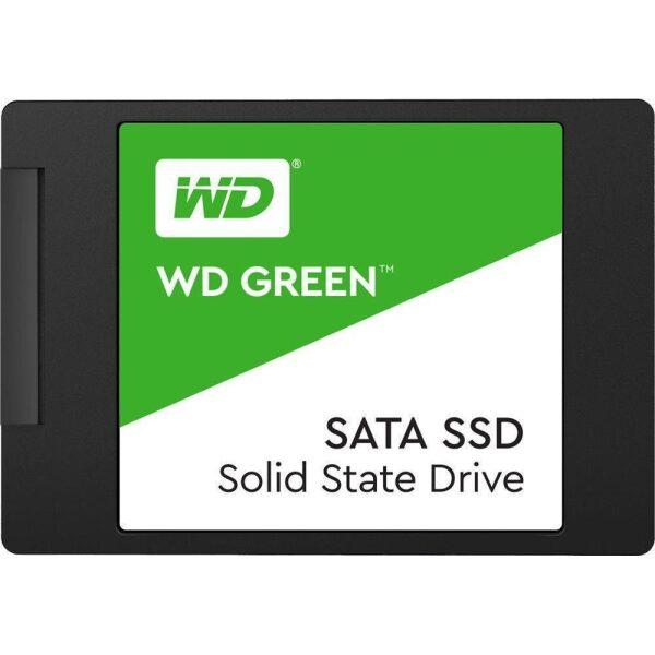 SSD GREEN 2.5 SATA3 120GB 500/400