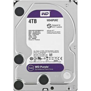 HDD PURPLE 4TB/SATAIII/INTELLI POWER/64MB