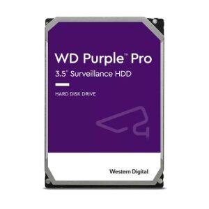 HDD PURPLE PRO 12TB/3.5''/SATA/256MB