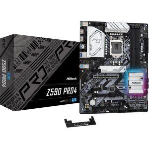 ATX S1200/Z590 4DDR4 4800MHz HDMI/DP 1M.2HYP 2M.2UL 2,5LAN