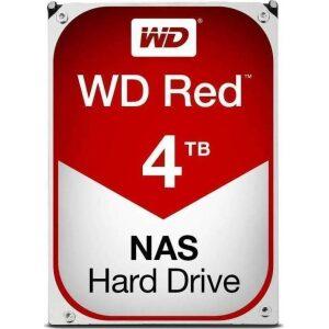 HDD RED 4TB/SATA3/INTELLI POWER/128MB