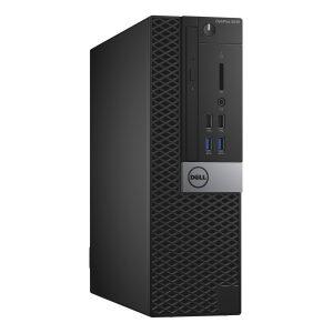 DELL PC 5040 SFF, i5-6600, 8GB, 500GB HDD, DVD, Win 10 Pro, FR