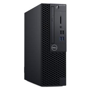 DELL PC 3060 SFF, i5-8500, 8GB, 256GB M.2, DVD-RW, Win 10 Pro, FR