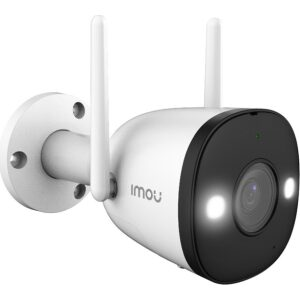 IMOU IP CAMERA BULLET 2 COLOR IPC-F22FEP, OUTDOOR, 1/2.8 2M CMOS, ICR, H.265/H.264, FHD 2MP (30FPS), 16X DIGITAL ZOOM, 2.8MM LE