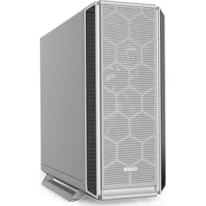 BEQUIET PC CHASSIS SILENT BASE 802 WHITE BG040, MIDI TOWER ATX, WHITE, W/O PSU, 2X14CM PURE WINGS 2 FAN, 1X14CM REAR PURE WINGS