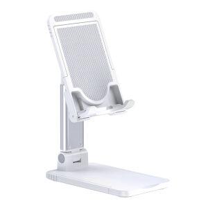 USAMS βάση smartphone & tablet US-ZJ059, ρυθμιζόμενη, λευκή
