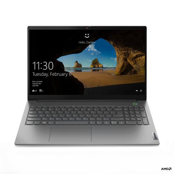 LENOVO Laptop ThinkBook 15-ARE 15.6'' FHD, IPS/R5-4500U/8GB/256GB SSD/Radeon Graphics /Free DOS/2Y NBD/Grey